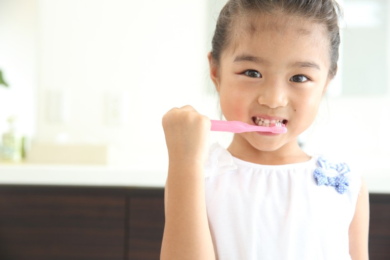 お子様の歯医者