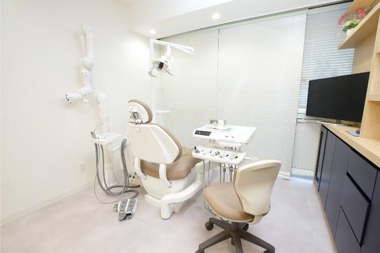 むし歯や歯周病の治療