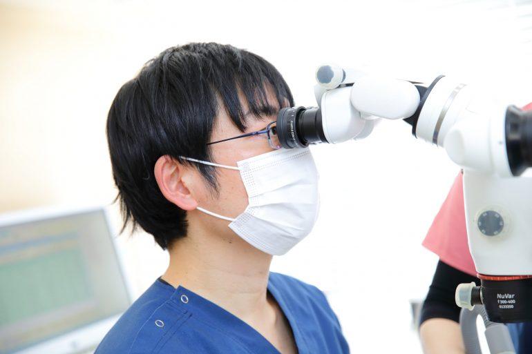 歯を抜かない根管治療